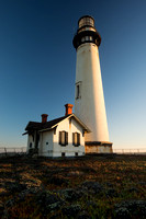 Pigeon Point Lighthouse Evening Light