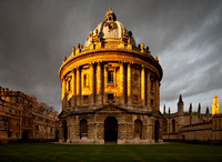 Radcliffe Camera - Oxford University